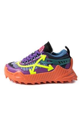 Комбинированные кросcовки ODSY-1000 | Фото №2