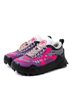 Комбинированные кросcовки ODSY-1000 | Фото №1