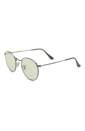 Женские солнцезащитные очки RAY-BAN зеленого цвета, арт. 3447-004/T1 | Фото 1