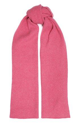 Мужские кашемировый шарф NOT SHY розового цвета, арт. 3504039C | Фото 1