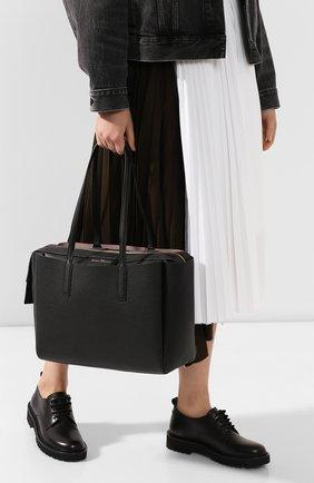Женская сумка-тоут protege MARC JACOBS (THE) черного цвета, арт. M0015771 | Фото 2