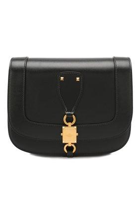 Женская сумка valentino garavani vlocker small VALENTINO черного цвета, арт. TW2B0F70/KIX | Фото 1
