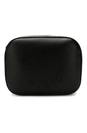 Женская сумка stella logo mini STELLA MCCARTNEY черного цвета, арт. 700072/W8542 | Фото 1