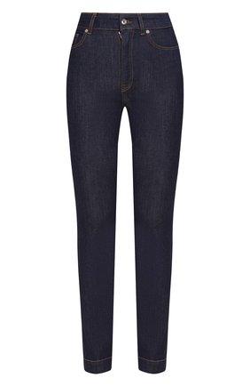 Женские джинсы DOLCE & GABBANA темно-синего цвета, арт. FTB0TD/G898Z | Фото 1
