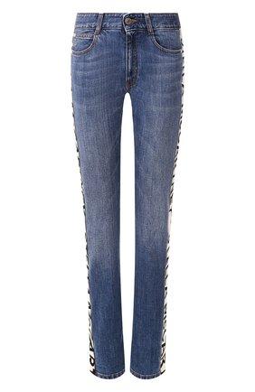 Женские джинсы STELLA MCCARTNEY синего цвета, арт. 372773/SNH55 | Фото 1