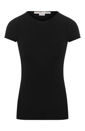 Женская топ из вискозы STELLA MCCARTNEY черного цвета, арт. 600041/S2153 | Фото 1