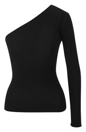 Женская пуловер из вискозы STELLA MCCARTNEY черного цвета, арт. 600178/S2153 | Фото 1
