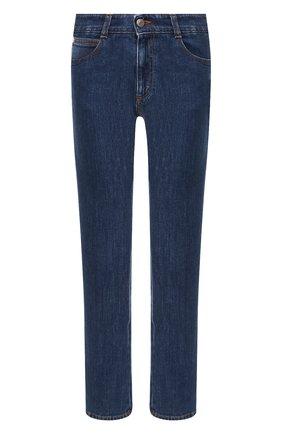 Женские джинсы STELLA MCCARTNEY синего цвета, арт. 600317/SNH53 | Фото 1