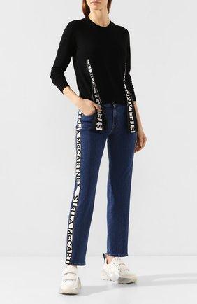 Женские джинсы STELLA MCCARTNEY синего цвета, арт. 600317/SNH53 | Фото 2