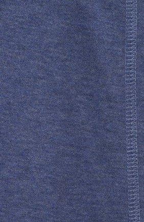 Детский комплект из 3-х предметов BURBERRY голубого цвета, арт. 8013864   Фото 8