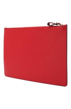 Женские кожаный футляр для документов valentino garavani VALENTINO красного цвета, арт. TW2P0269/KZQ | Фото 2