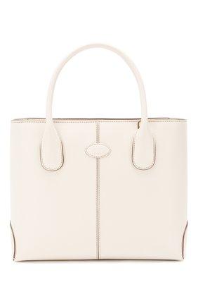 Женская сумка d-styling TOD'S белого цвета, арт. XBWDBAA0200RII | Фото 1