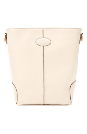 Женская сумка TOD'S белого цвета, арт. XBWDBAE0200XPA | Фото 1