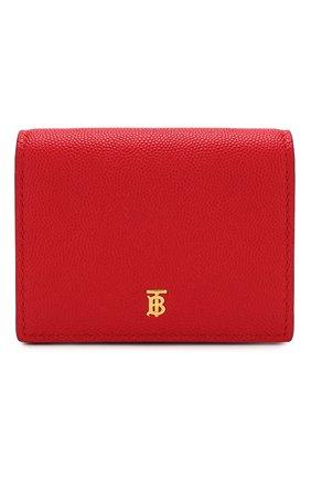 Женская сумка jade BURBERRY красного цвета, арт. 8023634   Фото 1