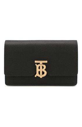 Женская сумка carrie BURBERRY черного цвета, арт. 8022355 | Фото 1