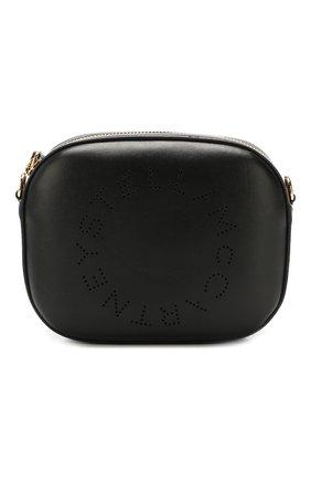 Женская поясная сумка stella logo STELLA MCCARTNEY черного цвета, арт. 557903/W8542 | Фото 1