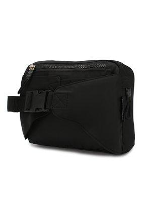 Детская текстильная сумка DSQUARED2 черного цвета, арт. DQ043A-D00PF | Фото 2