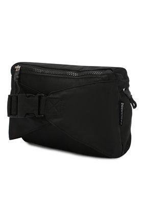 Детская текстильная сумка DSQUARED2 черного цвета, арт. DQ044S-D00PF | Фото 2