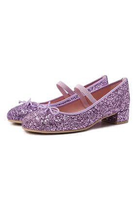 Детские туфли PRETTY BALLERINAS сиреневого цвета, арт. 48.807/KYLIE | Фото 1