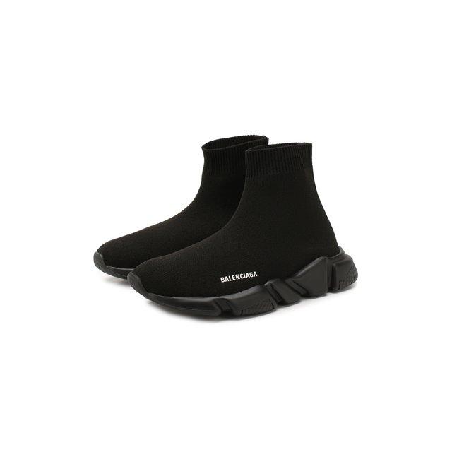 Текстильные кроссовки Balenciaga — Текстильные кроссовки