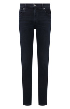 Мужские джинсы CITIZENS OF HUMANITY темно-синего цвета, арт. 6180-927 | Фото 1