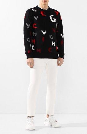Шерстяной свитер | Фото №2