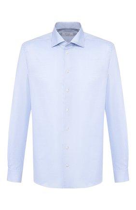 Мужская хлопковая сорочка ETON голубого цвета, арт. 1000 00613 | Фото 1