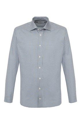 Мужская хлопковая сорочка ETON синего цвета, арт. 1000 00569 | Фото 1