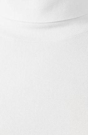 Женская водолазка JOSEPH белого цвета, арт. JF004339 | Фото 5