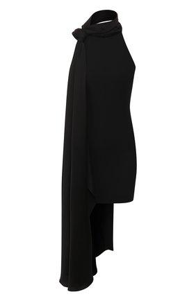 Женское мини-платье SOLACE черного цвета, арт. 0S25074 | Фото 1