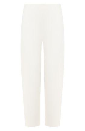 Женские брюки SOLACE белого цвета, арт. 0S25092 | Фото 1