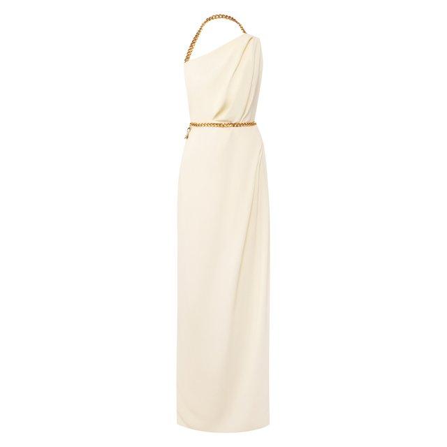 Платье-макси Oscar de la Renta