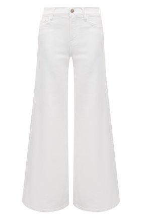 Женские джинсы FRAME DENIM белого цвета, арт. LPP711 | Фото 1