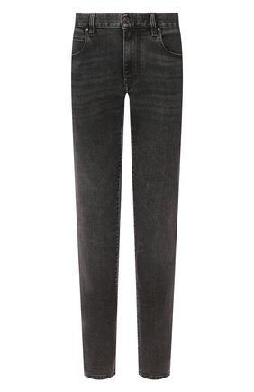Мужские джинсы Z ZEGNA темно-серого цвета, арт. VU712/ZZ510 | Фото 1