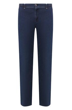 Мужские джинсы ZILLI синего цвета, арт. MCT-00079-DEUL1/R001 | Фото 1