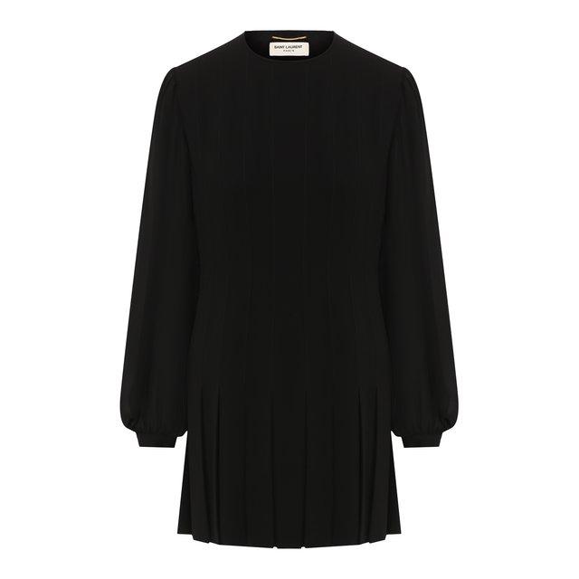 Мини-платье Saint Laurent