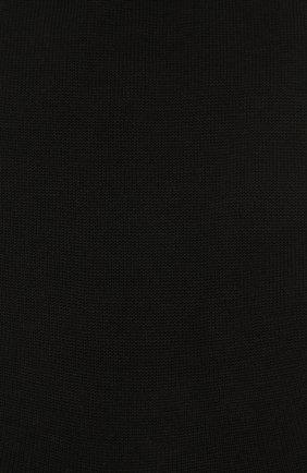 Мужские хлопковые носки FALKE черного цвета, арт. 14662_ | Фото 2