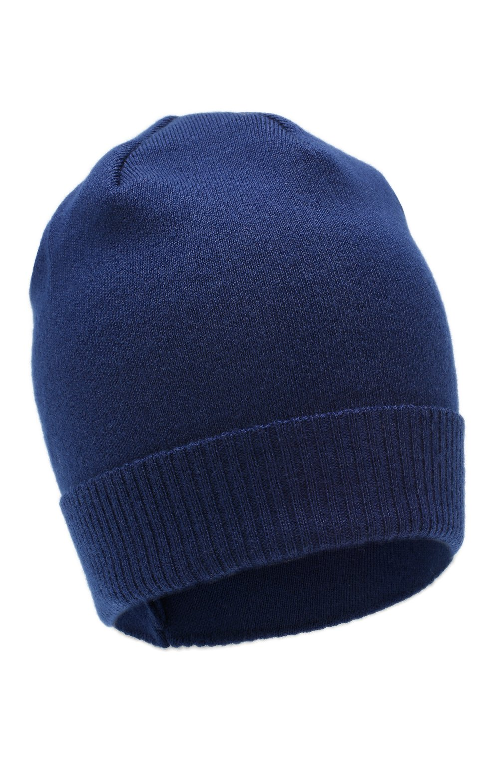 Мужская шерстяная шапка true CANOE темно-синего цвета, арт. 4801041 | Фото 1
