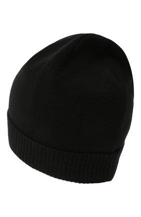 Мужская шерстяная шапка true CANOE черного цвета, арт. 4801010 | Фото 2