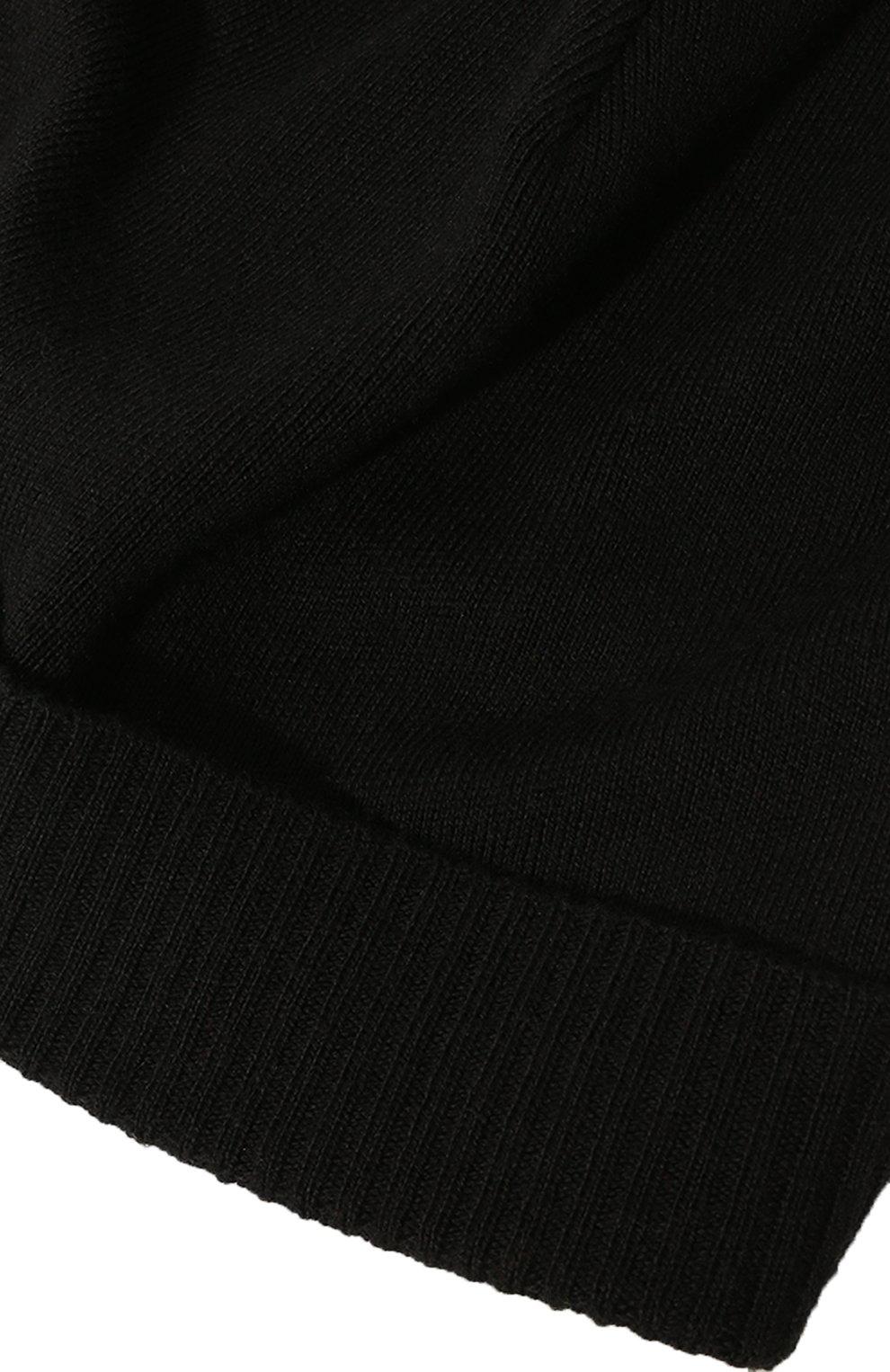 Мужская шерстяная шапка true CANOE черного цвета, арт. 4801010   Фото 3