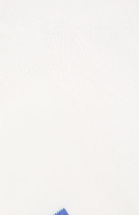 Мужские носки FALKE белого цвета, арт. 16609 | Фото 2