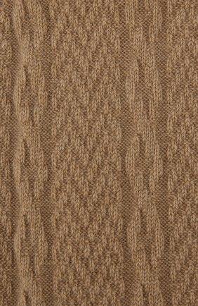 Мужские кашемировые носки LORO PIANA бежевого цвета, арт. FAI8976 | Фото 2