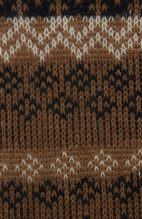 Мужские кашемировые носки LORO PIANA бежевого цвета, арт. FAI8977 | Фото 2