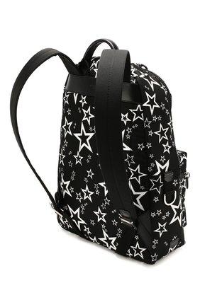 Мужской текстильный рюкзак vulcano DOLCE & GABBANA черного цвета, арт. BM1607/AJ610   Фото 3