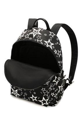 Мужской текстильный рюкзак vulcano DOLCE & GABBANA черного цвета, арт. BM1607/AJ610   Фото 4