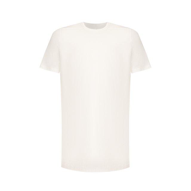 Хлопковая футболка Rick Owens