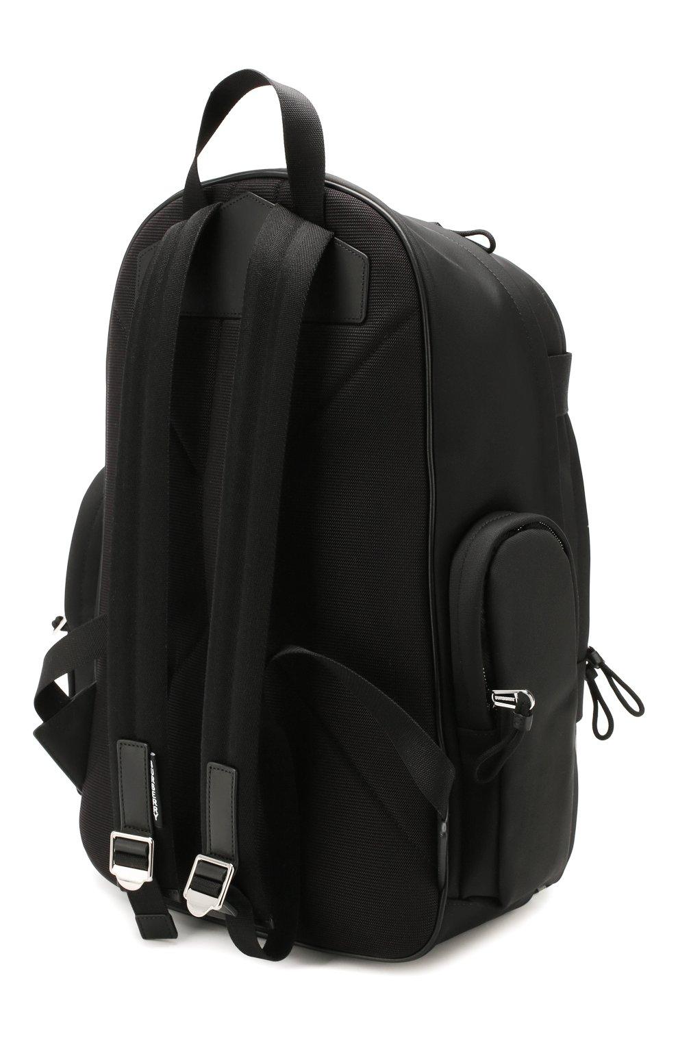 Мужской рюкзак BURBERRY бежевого цвета, арт. 8023640 | Фото 3