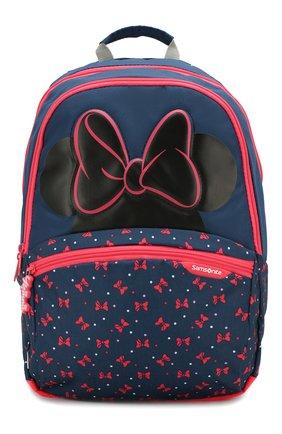 Детская рюкзак SAMSONITE синего цвета, арт. 40C-01007 | Фото 1