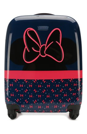 Детский чемодан disney ultimate 2.0 SAMSONITE синего цвета, арт. 40C-01010 | Фото 1