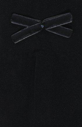 Детские гольфы YULA синего цвета, арт. YU-59   Фото 2 (Материал: Синтетический материал, Текстиль; Статус проверки: Проверена категория)